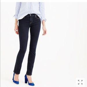 🌸 J. Crew Matchstick Jeans-Rockaway Wash
